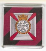 DUKE OF EDINBURGH'S ROYAL REGIMENT FRIDGE MAGNET
